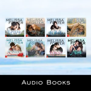 Audio Books by Melissa Foster