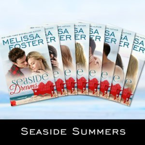 Seaside Summers series collection by Melissa Foster