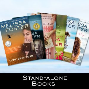 Stand Alone Novels by Melissa Foster