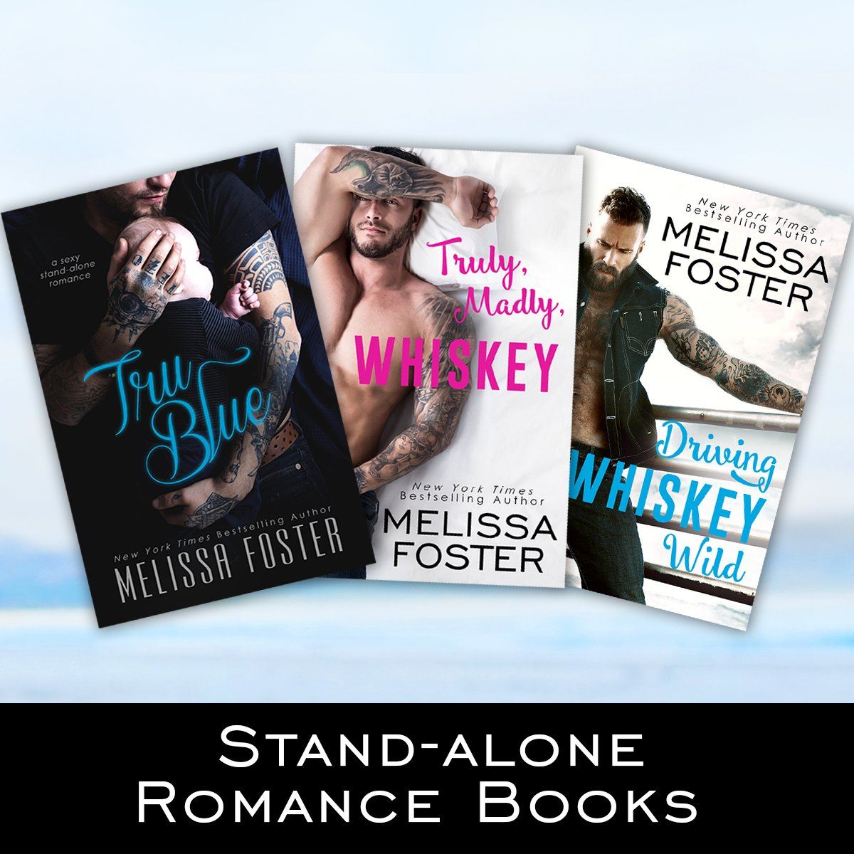 Stand Alone Romance Books collection by Melissa Foster