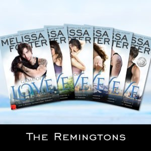 The Remingtons series collection by Melissa Foster