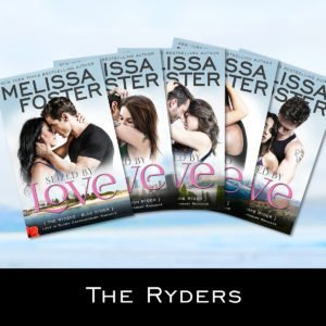 The Ryders series collection by Melissa Foster