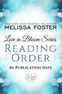 Melissa Foster SERIES LIST BY PUBLICATION DATE