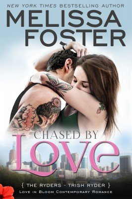 Chased by Love (The Ryders, Book Three)