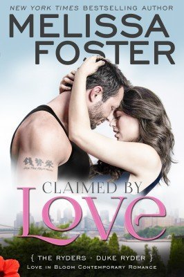 Claimed by Love (The Ryders, Book Two)