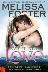 Swept into Love, Steamy Contemporary Romance