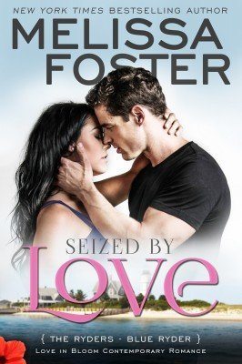 Seized by Love (The Ryders, Book One)