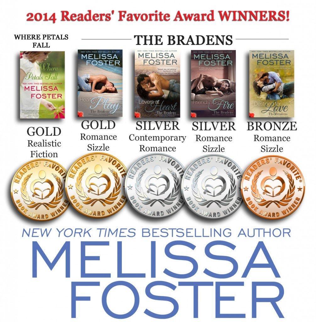 2014 Readers Favorite Awards BANNER
