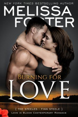 Burning For Love (The Steeles)