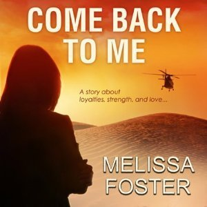 Come Back to Me – AUDIOBOOK narrated by Carol Monda