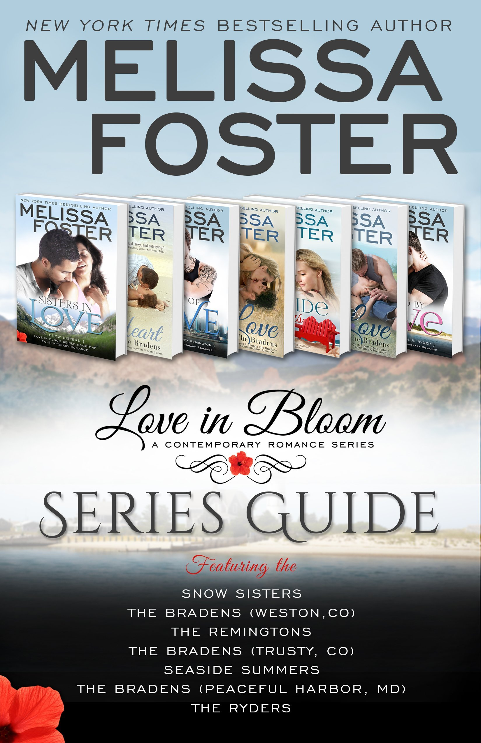 Love in Bloom Series Guide