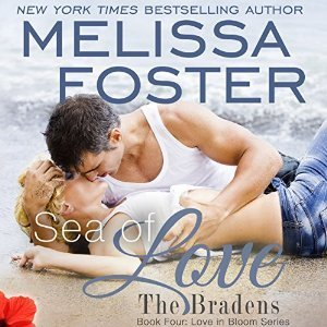 Sea of Love (The Bradens, Book Four) AUDIOBOOK narrated by B.J. Harrison