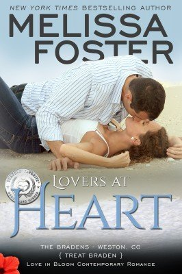 Lovers At Heart (The Bradens, Book One)