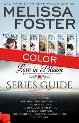 Love in Bloom Series Guide (Color Edition)
