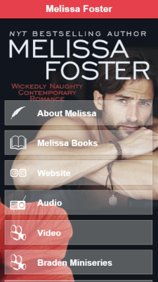 Get Melissa's App!