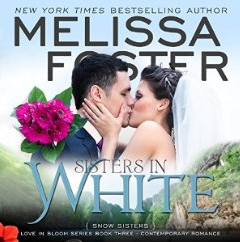 Sisters in White (Snow Sisters, Book Three) AUDIOBOOK narrated by B.J. Harrison