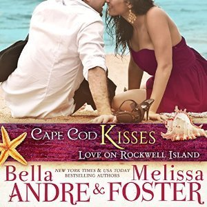 Cape Cod Kisses (Love on Rockwell Island, Book 1 – AUDIOBOOK)