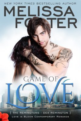 GAME OF LOVE (Love in Bloom: The Remingtons) – FREE