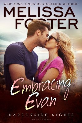 Embracing Evan (Harborside Nights)