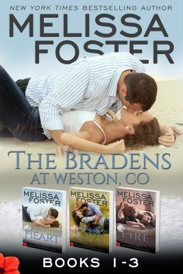 The Bradens (Books 1-3 Boxed Set)