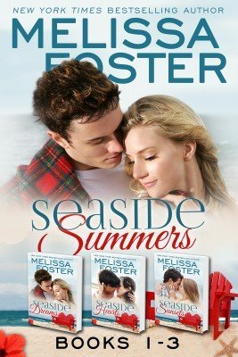 Seaside Summers (Books 1-3, Boxed Set)
