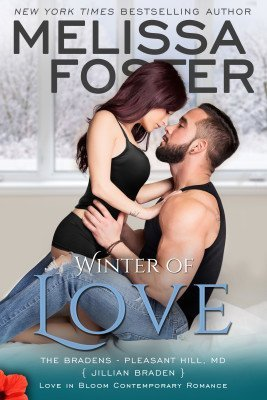 Winter of Love (The Bradens at Pleasant Hill)