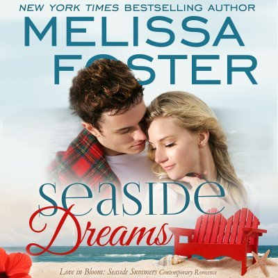 Seaside Dreams (Seaside Summers, Book One) AUDIOBOOK narrated by B.J. Harrison