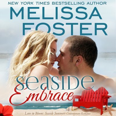 Seaside Embrace (Seaside Summers, Book Six) AUDIOBOOK narrated by B.J. Harrison