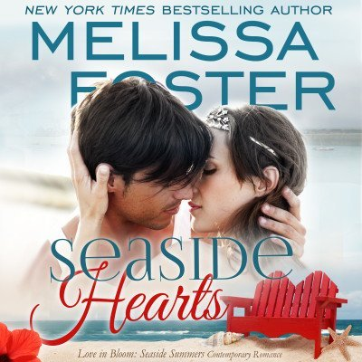 Seaside Hearts (Seaside Summers, Book Two) AUDIOBOOK narrated by B.J. Harrison