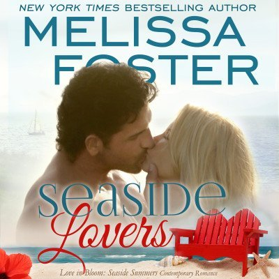 Seaside Lovers (Seaside Summers, Book Seven) AUDIOBOOK narrated by B.J. Harrison