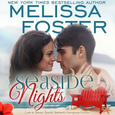 Seaside Nights (Seaside Summers, Book Five) AUDIOBOOK narrated by B.J. Harrison