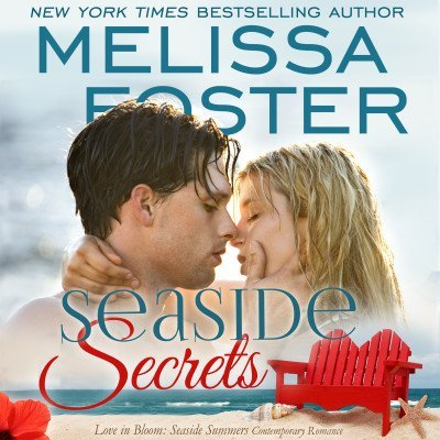 Seaside Secrets (Seaside Summers, Book Four) AUDIOBOOK narrated by B.J. Harrison