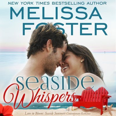 Seaside Whispers (Seaside Summers, Book Eight) AUDIOBOOK narrated by B.J. Harrison