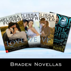 Braden Novella Collection by Melissa Foster
