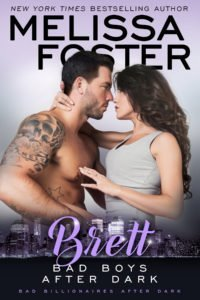 Bad Boys Brett by NYT best selling author Melissa Foster