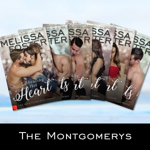 The Montgomerys series collection by Melissa Foster