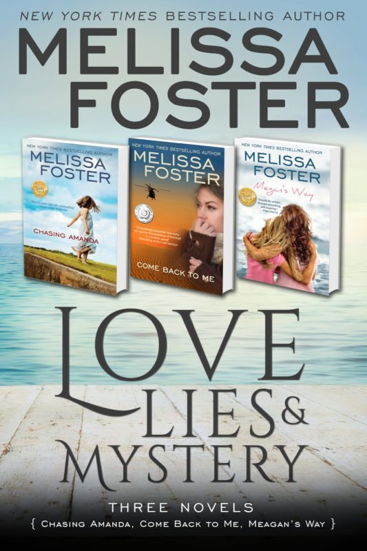 Love, Lies, & Mystery 3 Book Bundle