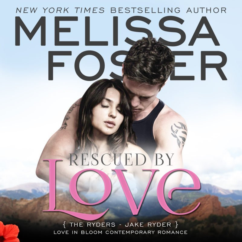 Rescued by Love (The Ryders, Book Four) AUDIOBOOK narrated by B.J. Harrison