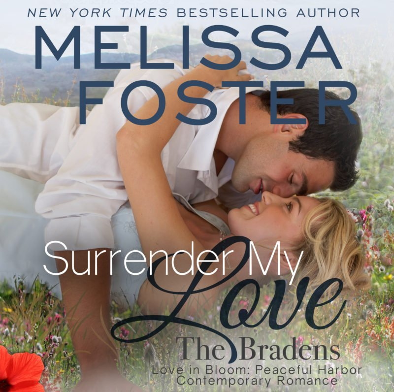 Surrender My Love (The Bradens at Peaceful Harbor) AUDIOBOOK narrated by B.J. Harrison