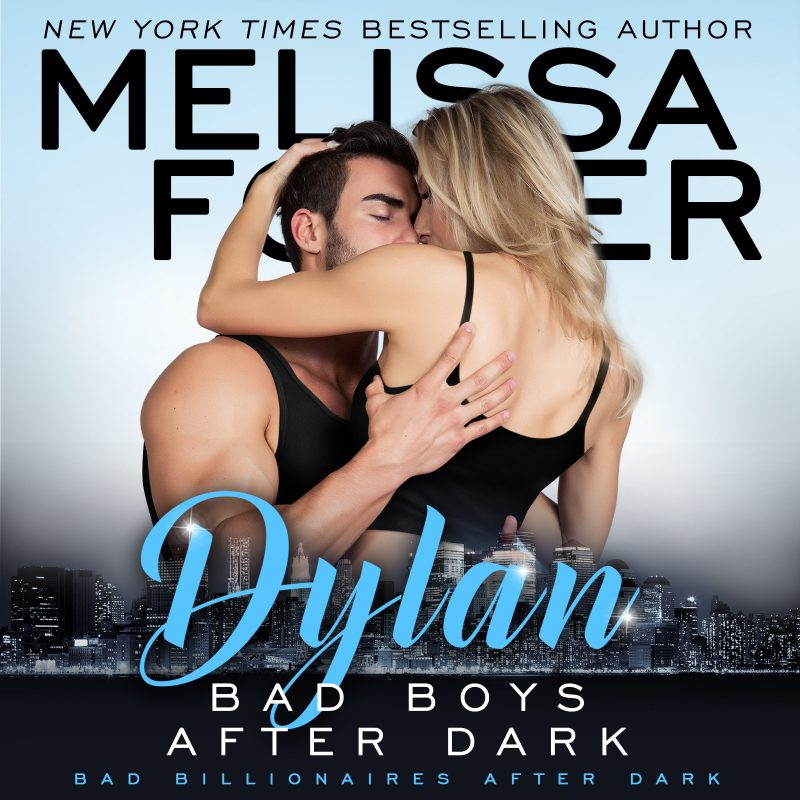Bad Boys After Dark: Dylan (Billionaires After Dark, Book Two) AUDIOBOOK narrated by Paul Woodson