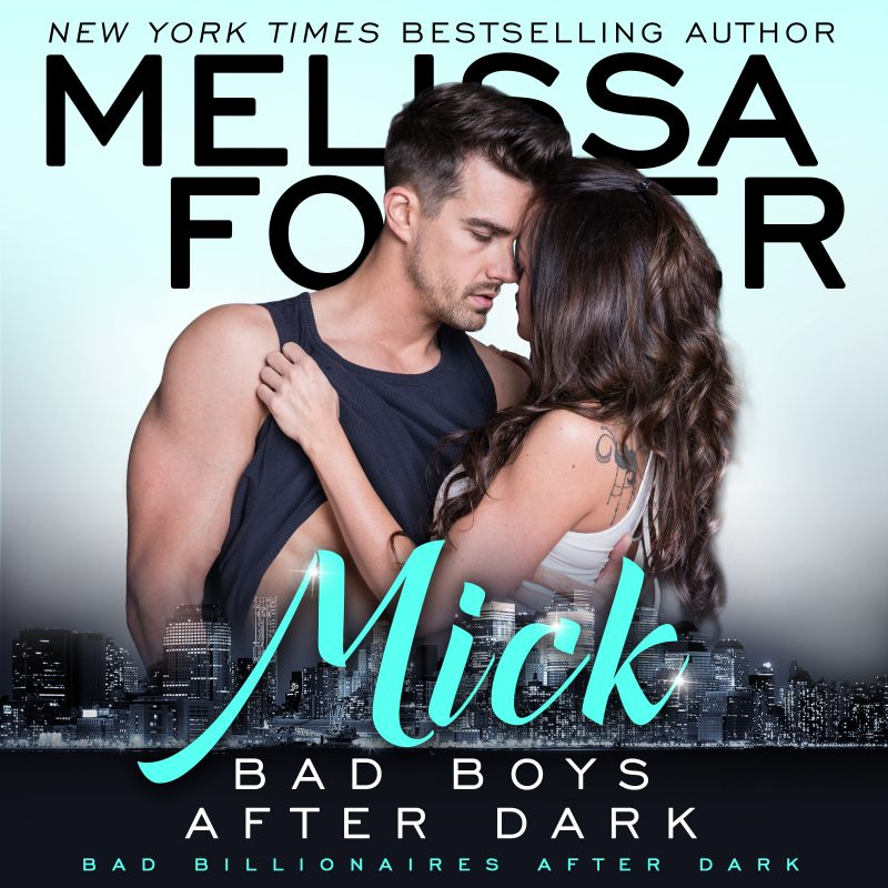 Bad Boys After Dark: Mick (Billionaires After Dark, Book one) AUDIOBOOK narrated by Paul Woodson