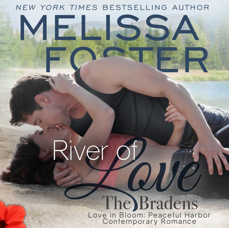 River of Love (The Bradens at Peaceful Harbor) AUDIOBOOK narrated by B.J. Harrison