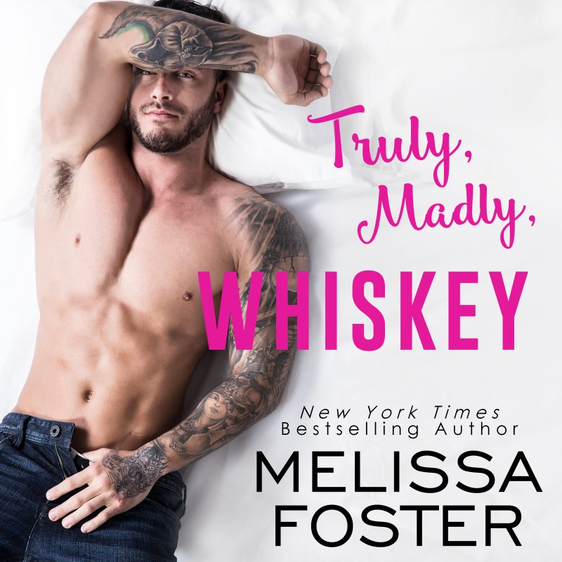 Truly, Madly, Whiskey – AUDIOBOOK narrated by Paul Woodson