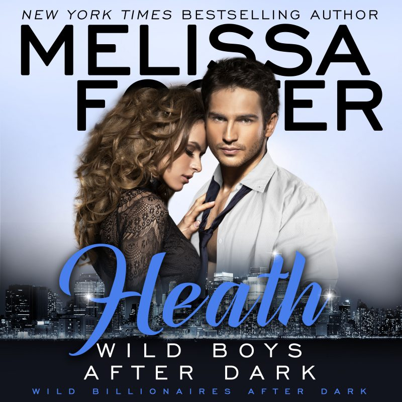 Wild Boys After Dark: Heath (Billionaires After Dark, Book Two) AUDIOBOOK narrated by Robert Ashker Kraft