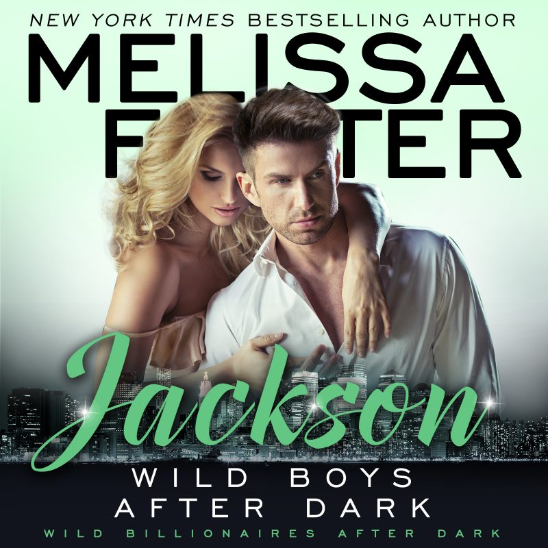 Wild Boys After Dark: Jackson (Billionaires After Dark, Book Three) AUDIOBOOK narrated by Paul Woodson
