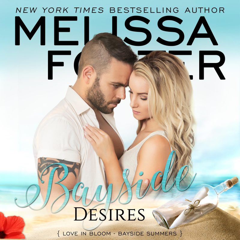 Bayside Desires (Bayside Summers, Book One) AUDIOBOOK narrated by B.J. Harrison