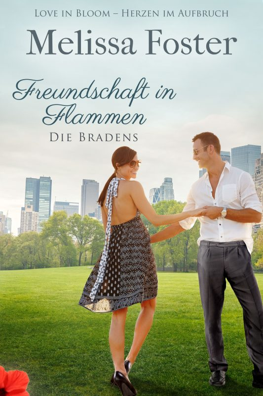 Freundschaft in Flammen (Die Bradens in Weston, CO, Band 3)