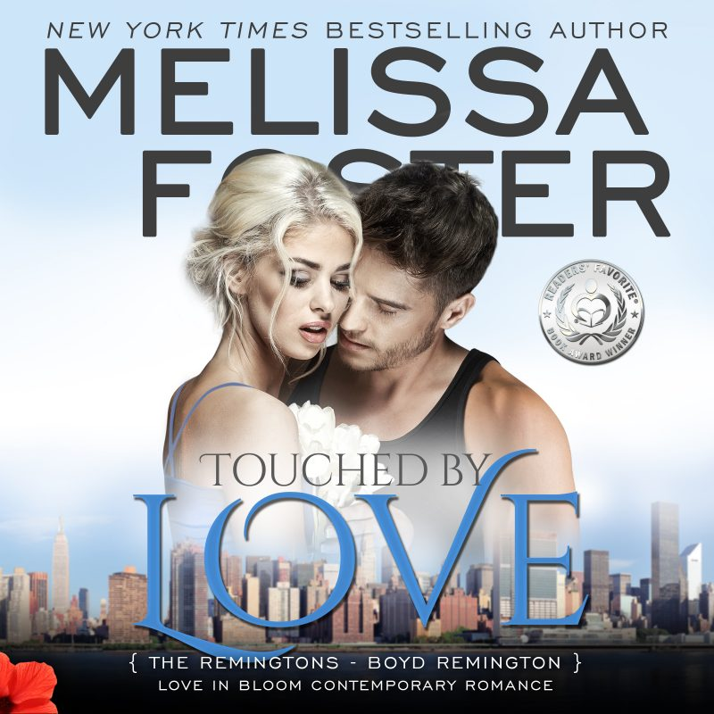 Touched by Love (The Remingtons, Book Six) AUDIOBOOK narrated by B.J. Harrison