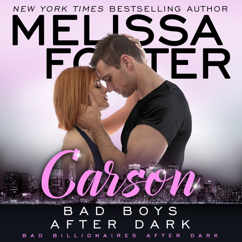 Bad Boys After Dark: Carson (Billionaires After Dark, Book Three) AUDIOBOOK narrated by Paul Woodson