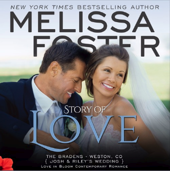 Story of Love (The Bradens, Novella Collection) AUDIOBOOK narrated by B.J. Harrison